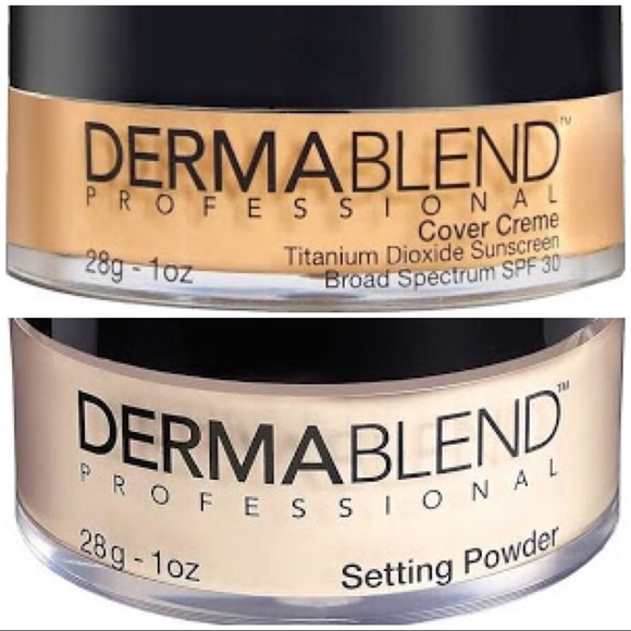 Dermablend Tattoo Cover Bundle
